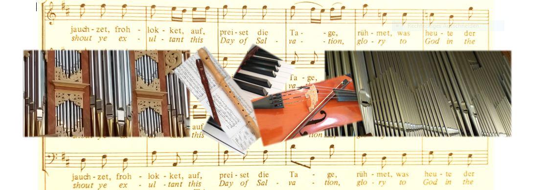 Chöre und Musikgruppen
