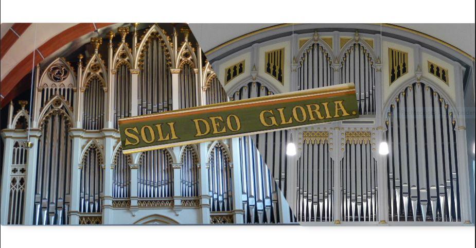 Orgeln im Kirchenbezirk